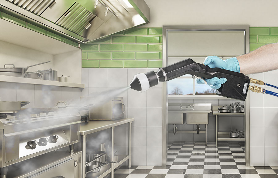 Bio Cleans for Commercial Kitchens and Restaurants